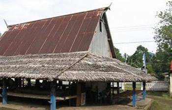 north maluku house